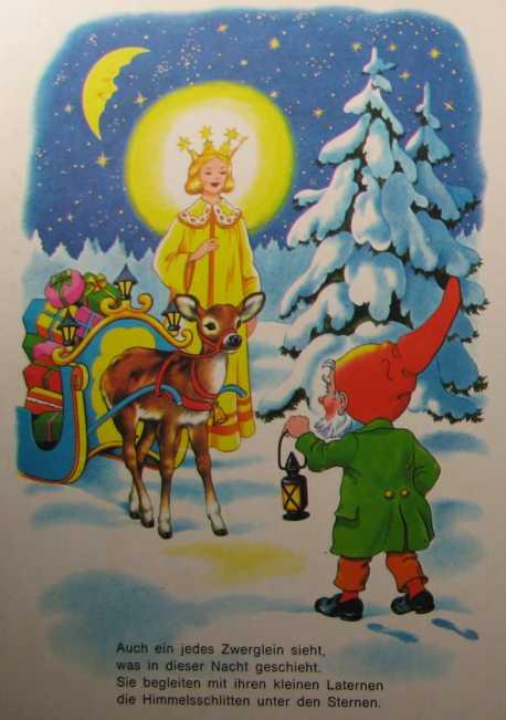 Christkind im Weihnach...