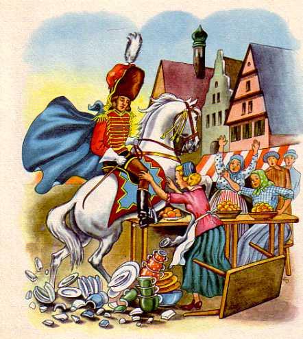 König drosselbart ernst deutsch theater