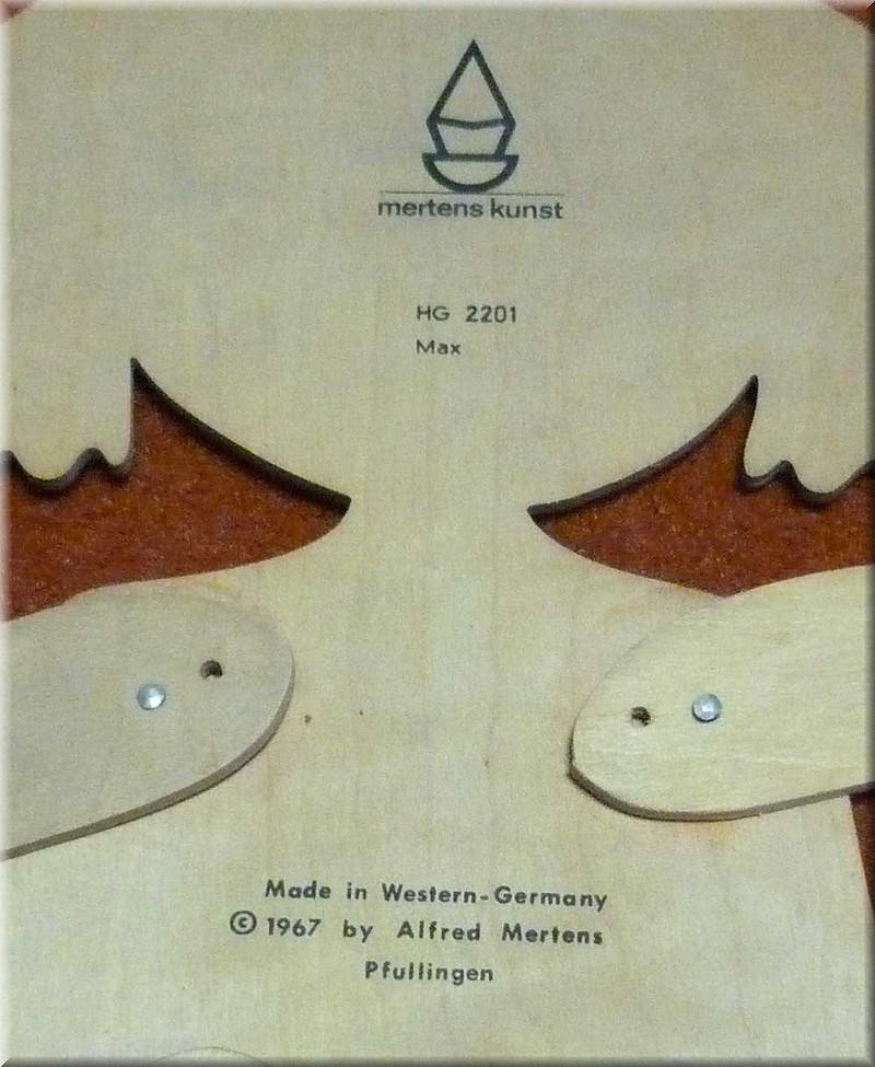 max und moritz mertens kunst 1967 altes. Black Bedroom Furniture Sets. Home Design Ideas