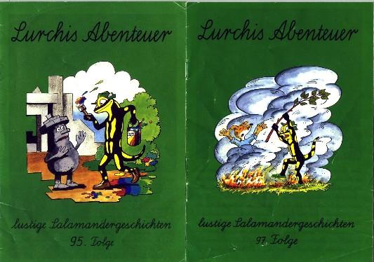 huge selection of 0ec2b fe9f5 Lurchi von Salamander