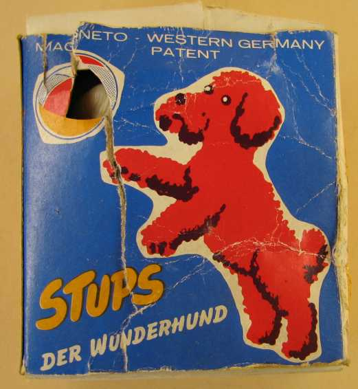 Stups der Wunderhund, Magneto 50er,