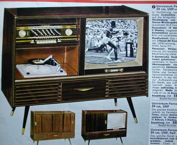 quelle katalog 1961. Black Bedroom Furniture Sets. Home Design Ideas