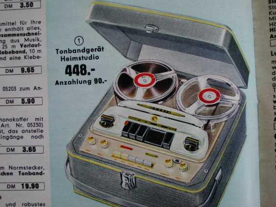Quelle Katalog 1961