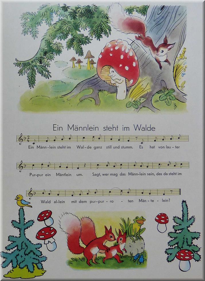 Ri Ra Rutsch Kinderlieder Bilderbuch 1964 Www