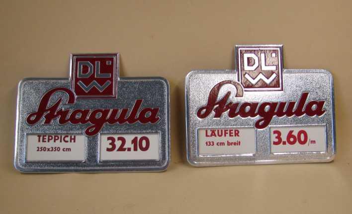 Gut gemocht Stragula-Preisschilder www.eichwaelder.de EP82