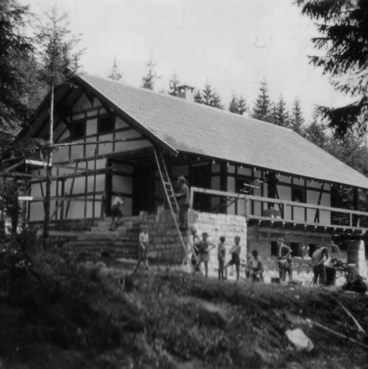 Skihütte Bühlertal
